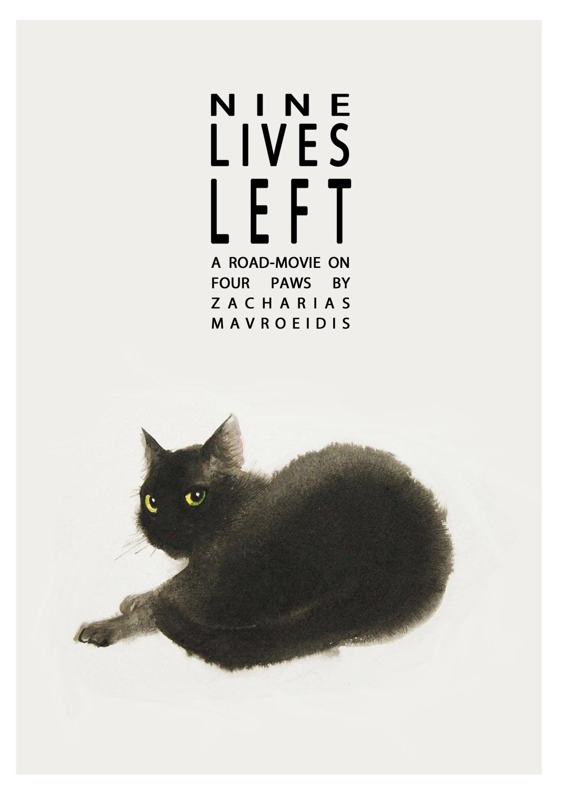 nine lives left new cover